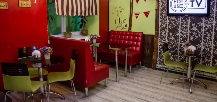 Скидка 50% на суши и роллы в сети ресторанов «Pizza House»