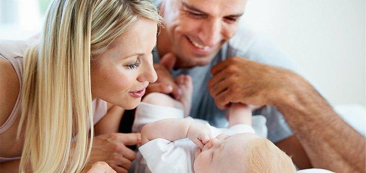 Гинекологическая программа «Хочу быть мамой» в клинике женского здоровья