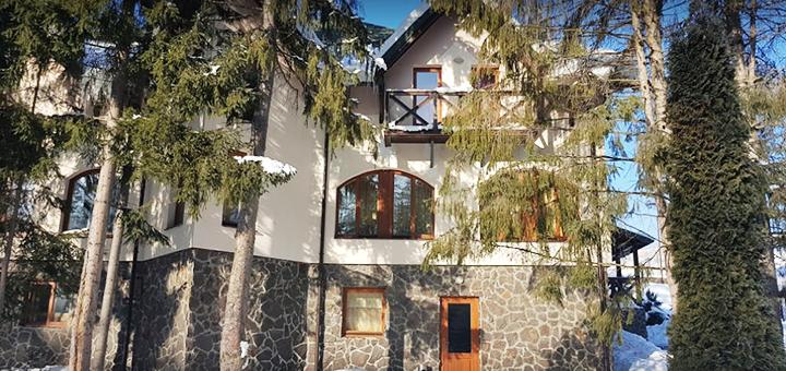 От 3 дней отдыха зимой с двухразовым питанием в отеле «Зербань» в Славском