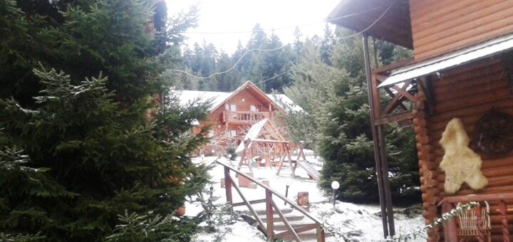 От 3 дней зимнего семейного отдыха на базе «Бойковский двор»