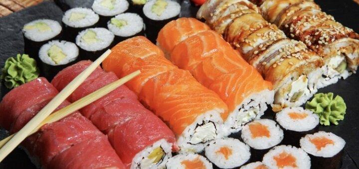 Скидка 50% на все суши, роллы и сеты от «Sushi Day»