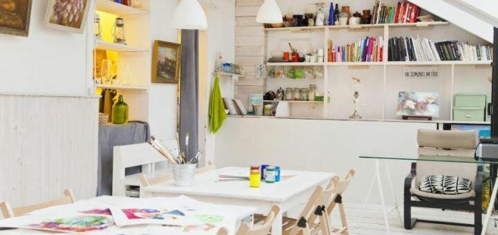 До 4 уроков по рисованию в творческой студии «YAProject»