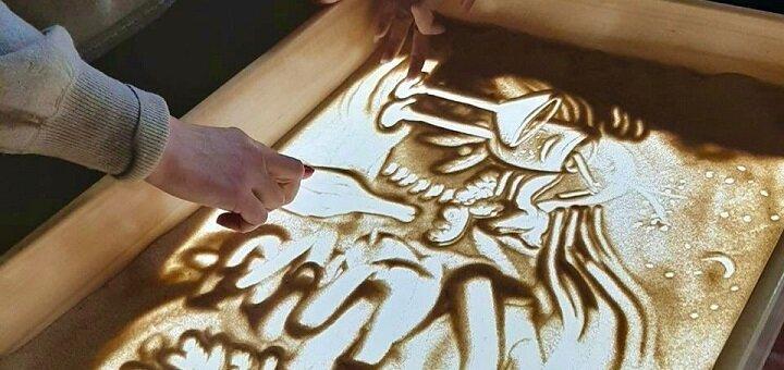 Мастер-класс по арт-терапии от студии «Твор Тайм»