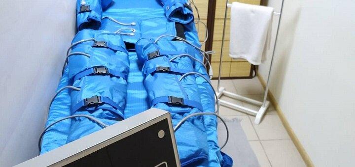 До 10 сеансов LPG-массажа и прессотерапии всего тела в центре «TOP Laser»