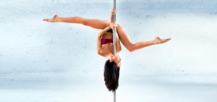 "9, 13 или 20 занятий pole dance в студии танца ""Lady Marmalade""!"