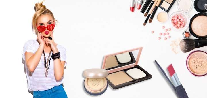 Акция 1+1=3 на всю декоративную косметику в интернет-магазине ISEI!